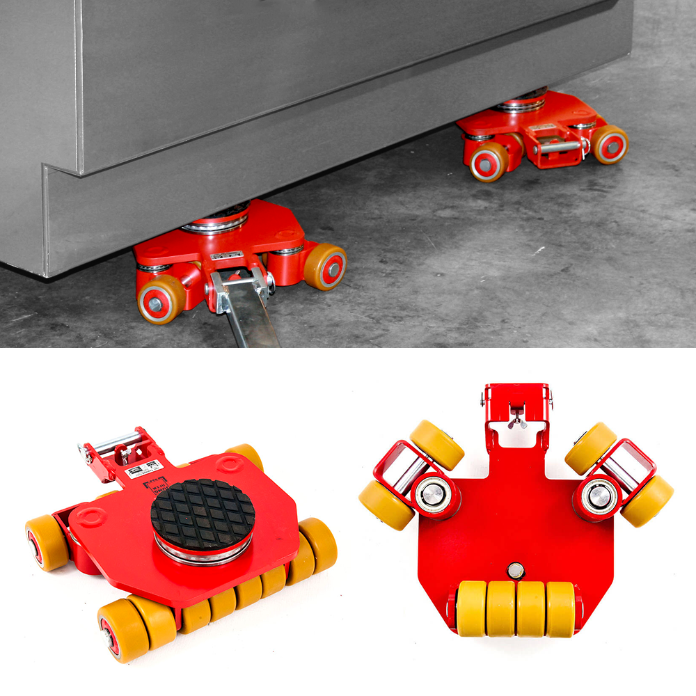 JUNG Directional Dolly, maintains direction and allows easy turns